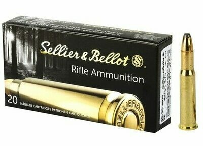 SELLIER & BELLOT 270 Win, 130Gr box of 20 rounds