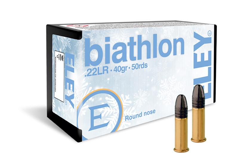 ELEY biathlon club box of 50 rounds