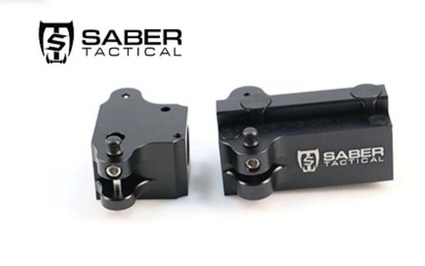 Saber Tactical FX Impact Ambidextrious Cocker