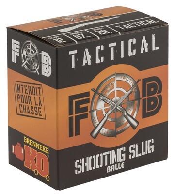 Tactical FOB 12g Slugs