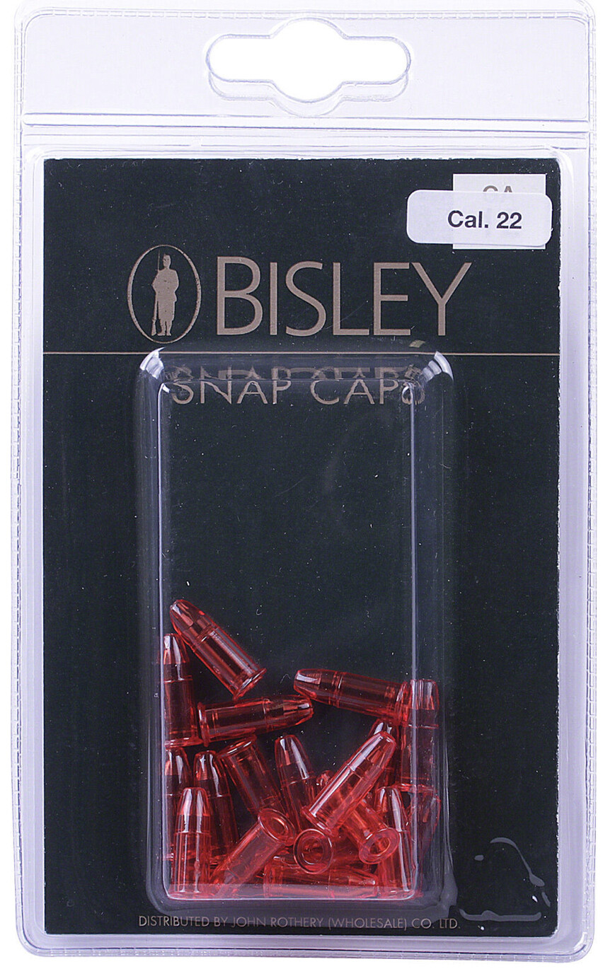Bisley .22 Plastic Snap Caps