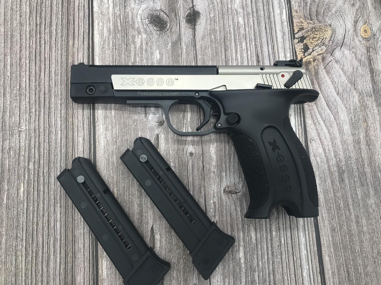 Hammerli Xesse, .22Lr pistol pre owned