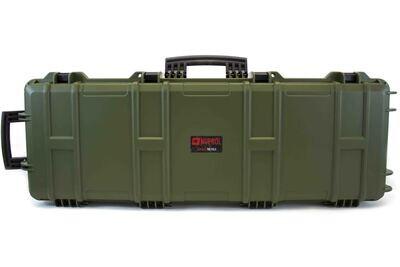 NUPROL Hard Case XL Green .Wave Foam