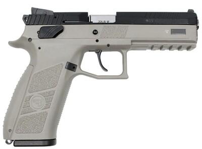 CZP-09 pistol .22LR Urban Grey, 5 shot ( Irish Market)