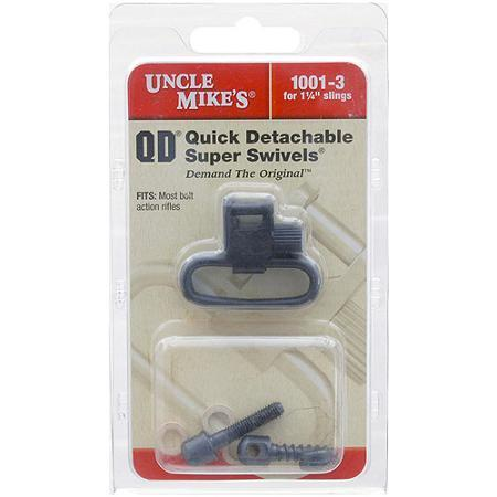 """Uncle Mike's Bolt Action-Machine Screw 1""""1/4 sling"""