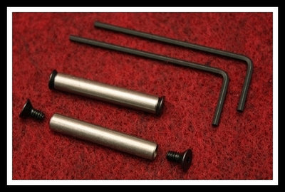 KIDD Threaded Receiver Pins