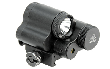 UTG Sub-compact LED Light and Aiming Adjustable Red Laser