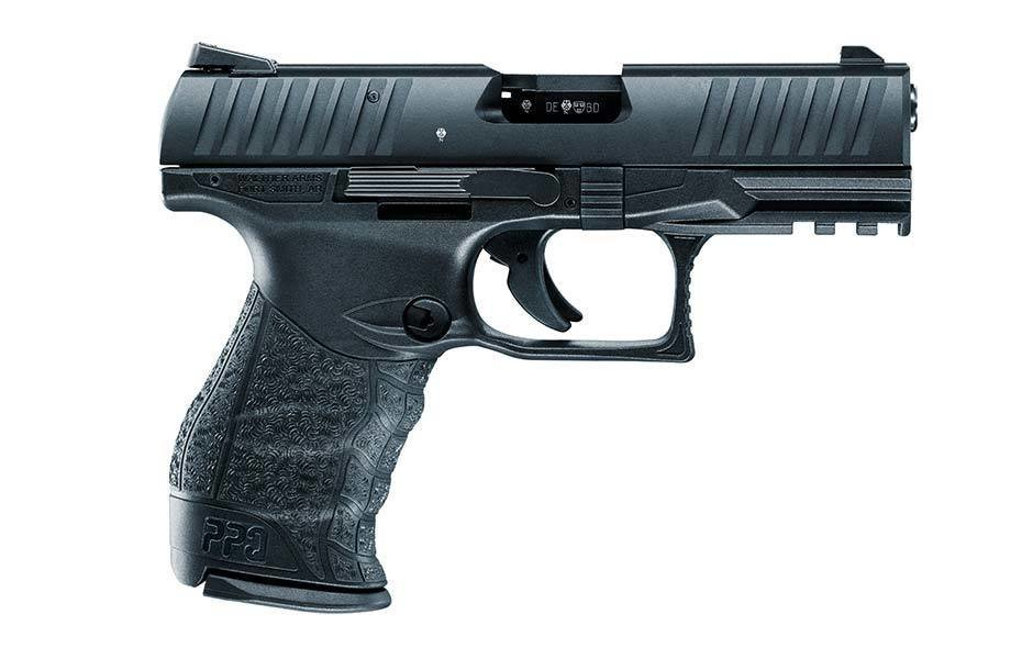 Walther PPQ .22 4""