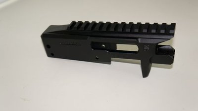 Dlask Receiver DAR-22 with rail