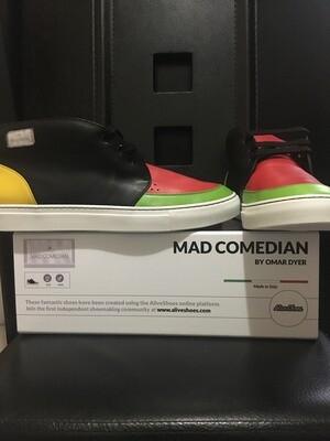 Mad Comedian