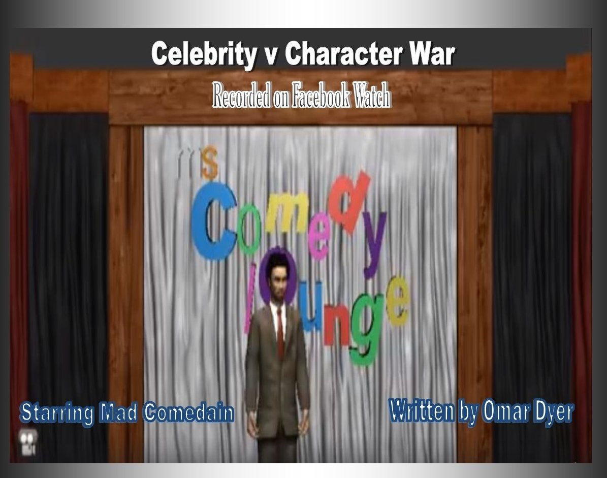 Celebrity v Characters' War Comedy Special