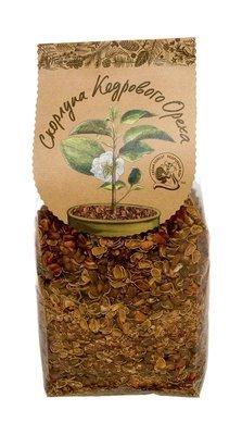 Скорлупа кедрового ореха сибирского 500г