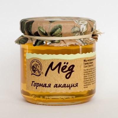 Мёд горная акация 245г