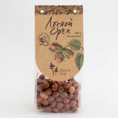 Лесной орех очищенный 100г