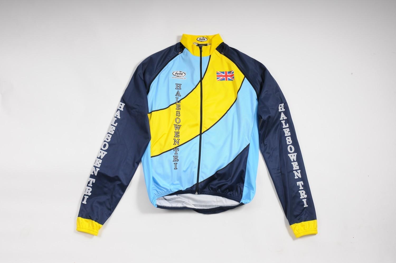 Long Detachable Sleeves Cycling Top