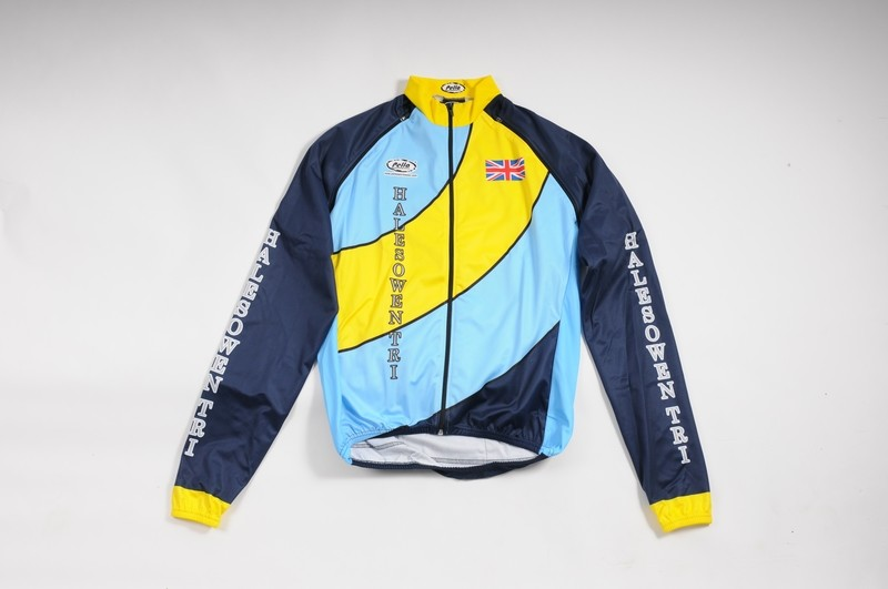 Long Detachable Sleeves Cycling Top