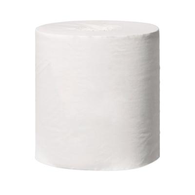 Бумага протирочная белая 2-х слойная 22смХ36см. (рулон 600 шт.)