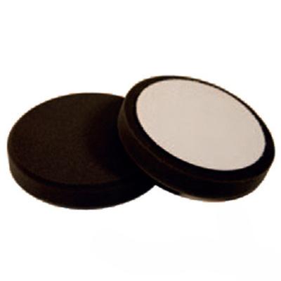 Полировальник для абразивной пасты черный мягкий D=150мм.(30 мм.толщина)