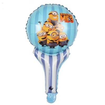 5 Palloncini Gonfiabili I Minions Addobbi e decorazioni festa compleanno a tema