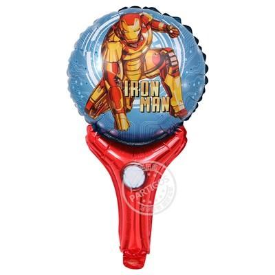 5 Palloncini Gonfiabili Ironman Addobbi e decorazioni festa compleanno a tema
