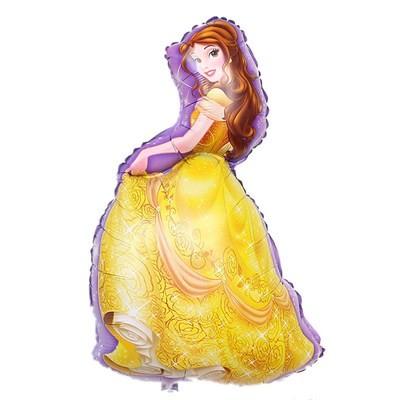 5 Palloncini Gonfiabili Principessa Belle Disney Addobbi e decorazioni festa compleanno a tema