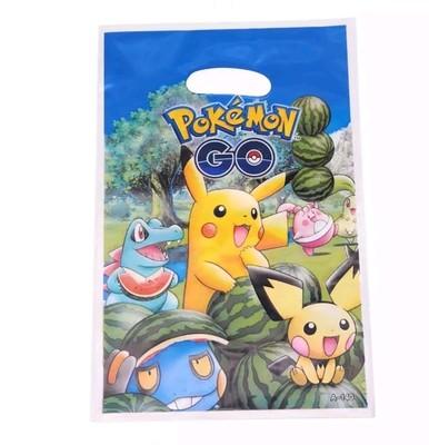 10 bustine Pokemon Go confezioni regalo