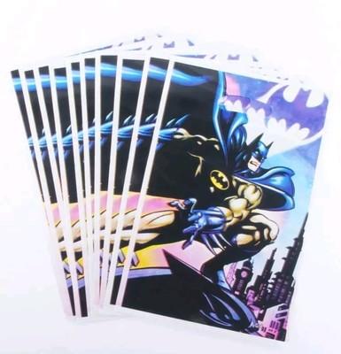 10 bustine Batman confezioni regalo