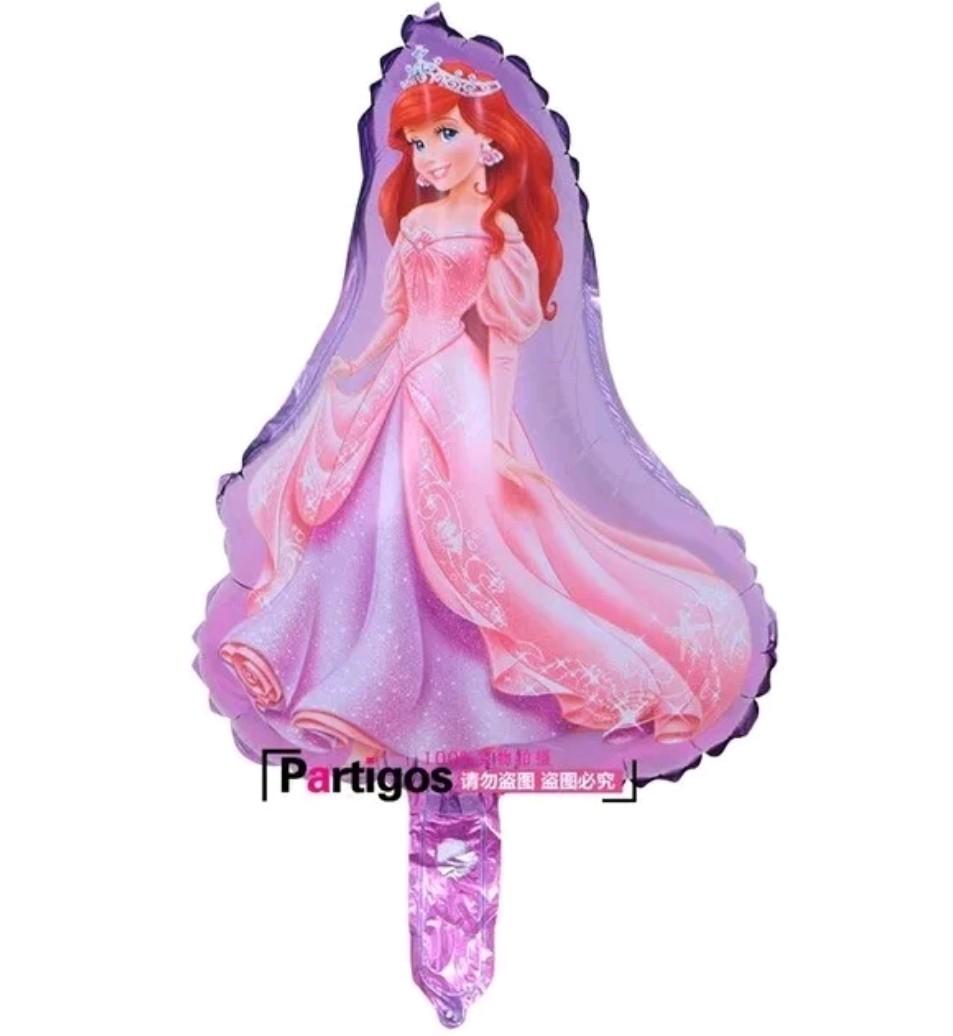 5 Palloncini Gonfiabili Principessa Ariel la Sirenetta Disney Addobbi e decorazioni festa compleanno a tema