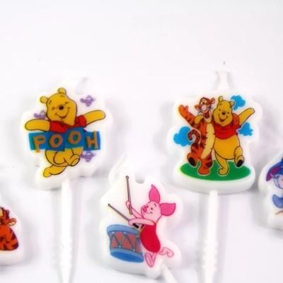 5 candeline Winnie the Pooh decorazioni torte festa compleanno a tema