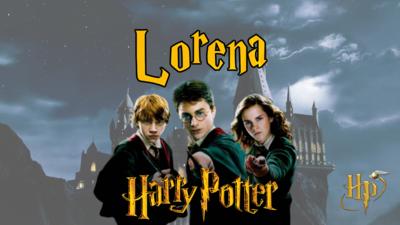 16 etichette adesive Harry Potter bolle di sapone personalizzate