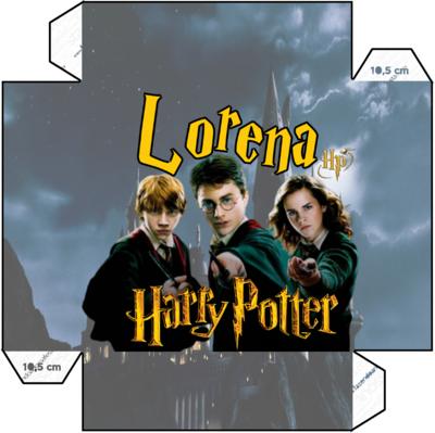 1 Piatto Harry Potter personalizzabili addobbi festa compleanno a tema
