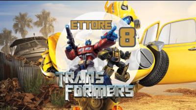 File digitale etichetta Transformers bolle di sapone personalizzate