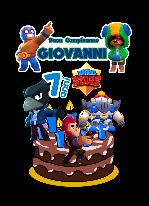 6 Topper Cake grandi personalizzati statuine per Torta compleanno