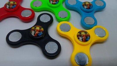 10 stellette ninja gioco fidget finger spinner da dito a tema lego ninjago gadgets di fine festa bambini