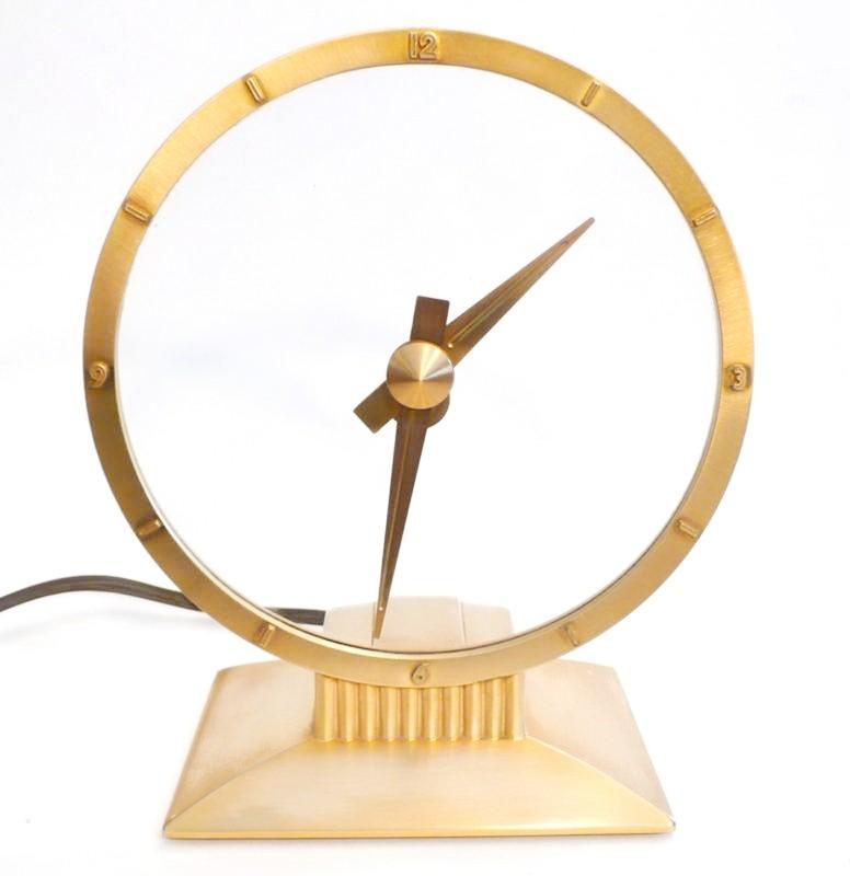 Jefferson Mystery Clock The Golden Hour Model