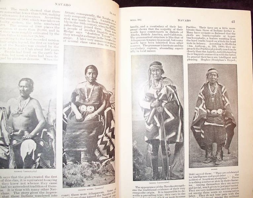 Important 1st Ed 1907 Two Volumes American Indian Archaeology