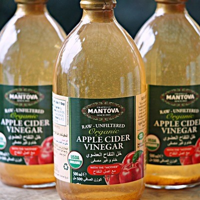 Organic Apple Cider Vinegar -- 500ml