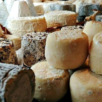 More Artisanal Cheeses