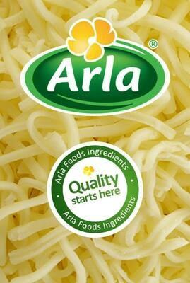 Arla Shredded Mozzarella Cheese 2kg