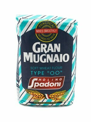 "Flour - Molino Spadoni ""00"" Flour for pasta per KG"