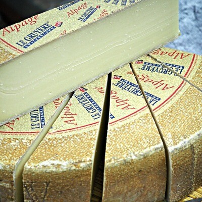 Le Surprenant Gruyere Cheese per 100gm -- by Rodolphe Le Meunier