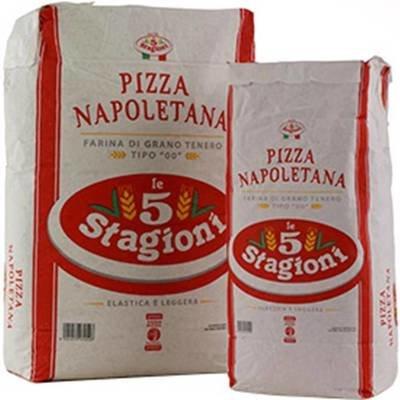 Flour - Le 5 Stagioni Pizza Neapolitan Flour per KG