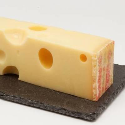 Le Superbe Emmenthal Cheese per 100gm