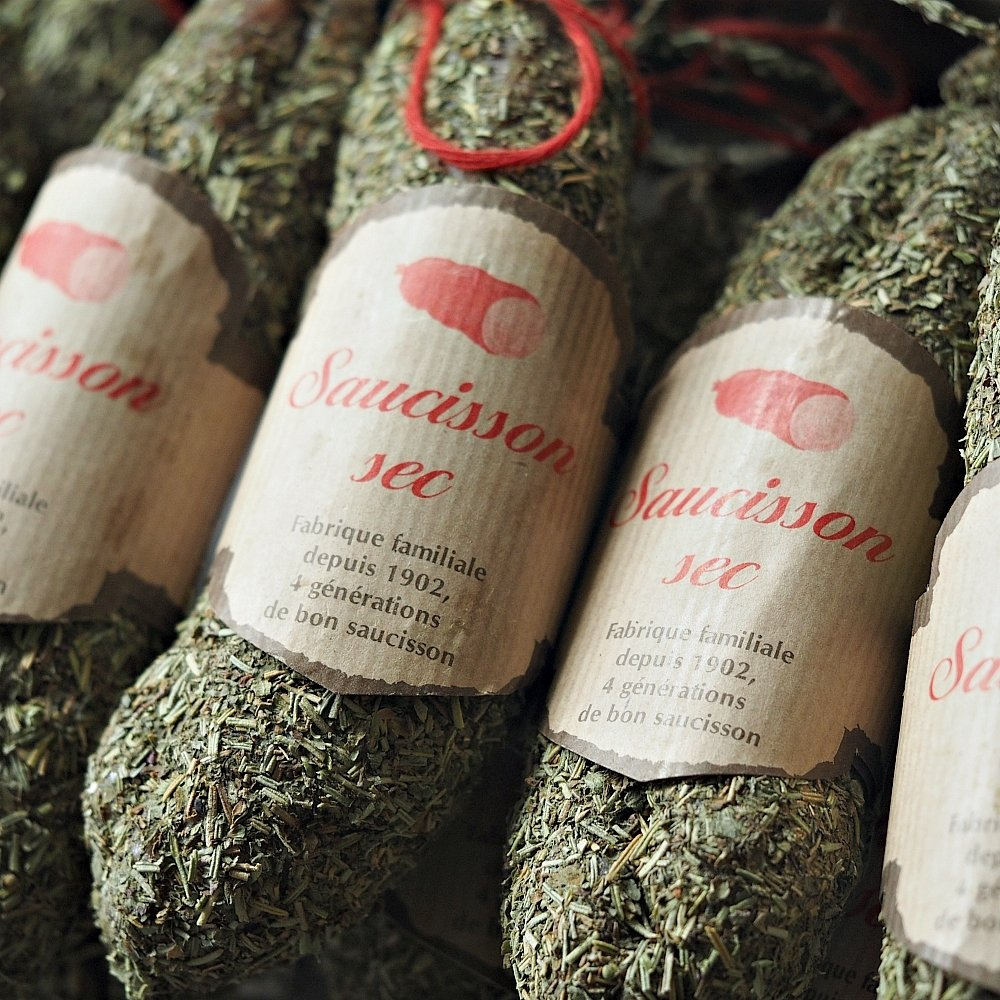 French Awarded Saucisson - approx 200g per pieces