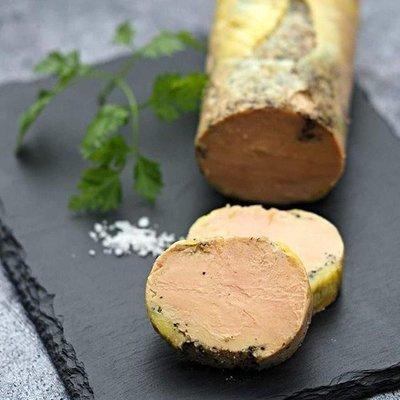 Homemade Foie Gras of Duck per 100gm