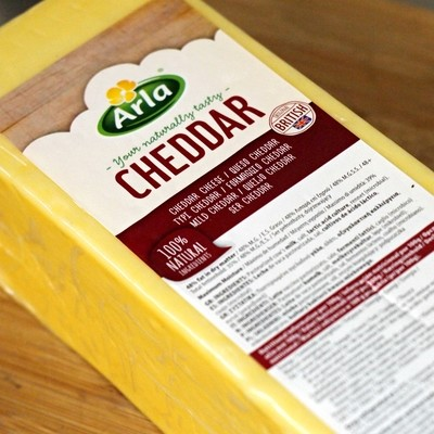 Cheddar Cheese per 500gm