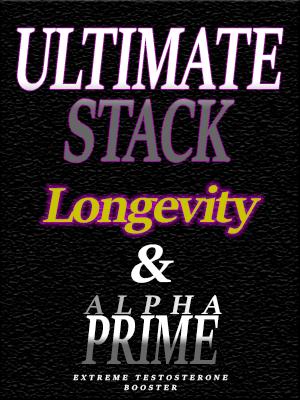 Ultimate Stack 1 Month Supply