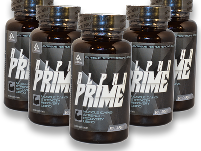 Alpha Prime Extreme Testosterone Booster