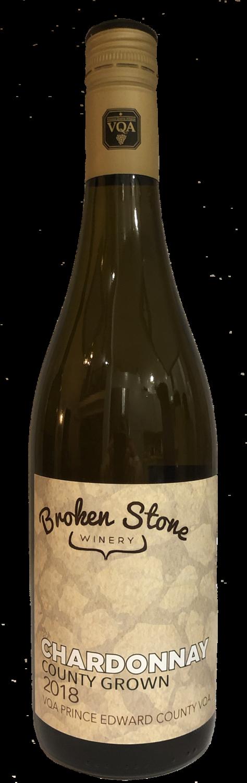 County Grown Chardonnay 2018