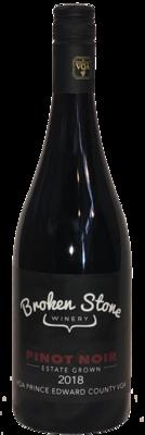 Estate Grown Pinot Noir 2018